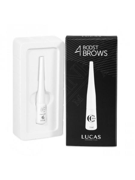 """Сыворотка для роста бровей """"Boost 4 brows"""", CC Brow, 3 мл"""
